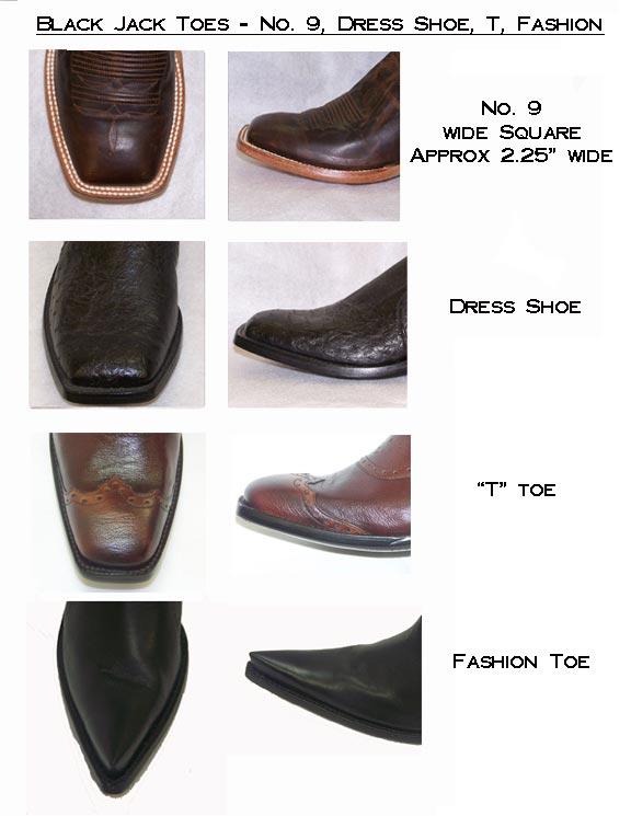 Cowboy Boot Toes Amp Heels